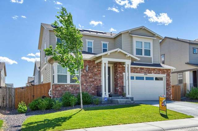 6884 E 133rd Place, Thornton, CO 80602 (MLS #2537449) :: 8z Real Estate
