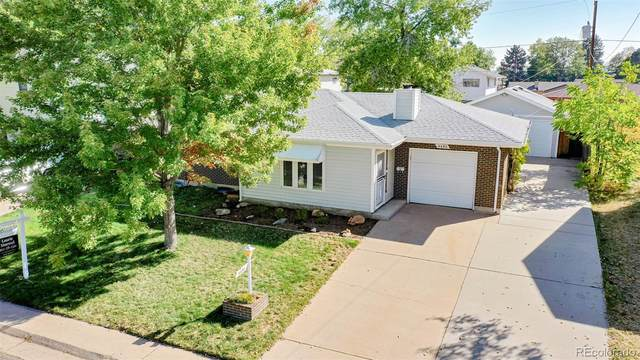 4490 S Utica Street, Denver, CO 80236 (#2538068) :: The Scott Futa Home Team