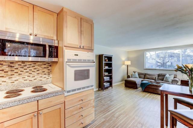 1056 N Marion Street #102, Denver, CO 80218 (#2539433) :: House Hunters Colorado