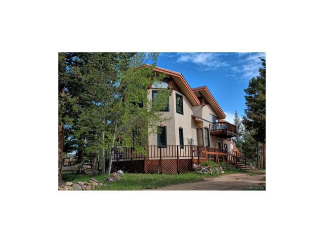 605 Left Fork Road, Boulder, CO 80302 (MLS #2543156) :: 8z Real Estate
