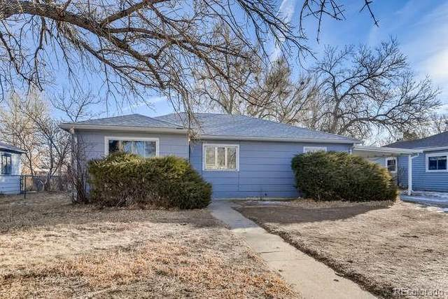1284 Yost Street, Aurora, CO 80011 (#2543464) :: The Healey Group
