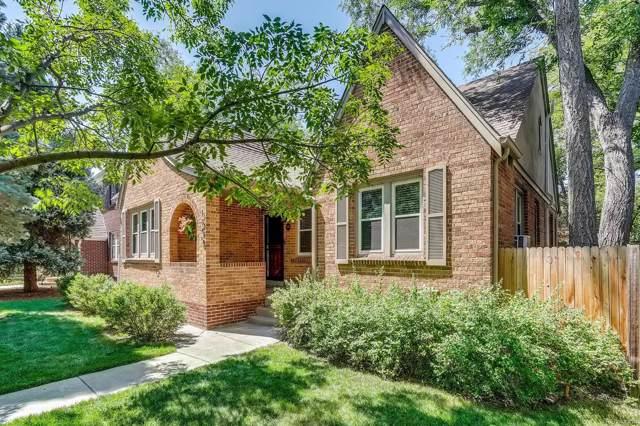 1345 Cherry Street, Denver, CO 80220 (MLS #2549276) :: 8z Real Estate