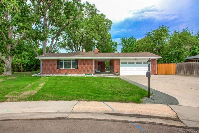 3351 Vivian Court, Wheat Ridge, CO 80033 (#2550245) :: Compass Colorado Realty