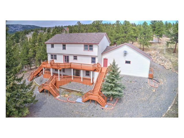 657 Evergreen Road, Black Hawk, CO 80422 (MLS #2551602) :: 8z Real Estate