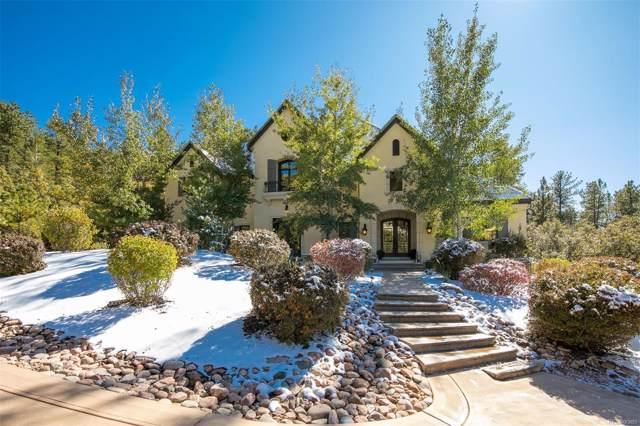 1043 Meteor Place, Castle Rock, CO 80108 (#2551664) :: The Peak Properties Group