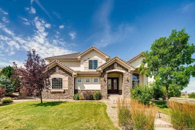 5745 Vistancia Court, Parker, CO 80134 (MLS #2552313) :: Bliss Realty Group