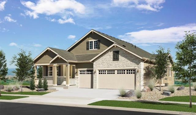 12950 Cory Street, Parker, CO 80134 (#2556132) :: The Heyl Group at Keller Williams