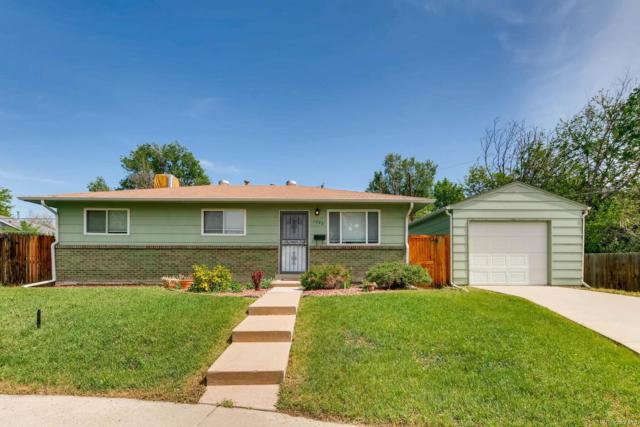 1522 S Hooker Street, Denver, CO 80219 (#2557236) :: The Galo Garrido Group