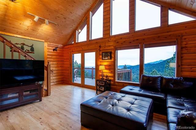 487 Millionaire Drive, Boulder, CO 80302 (MLS #2557627) :: 8z Real Estate