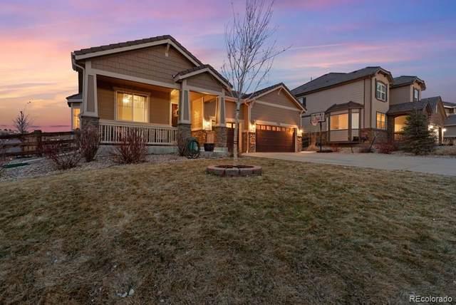 7536 S Elk Court, Aurora, CO 80016 (#2558869) :: The Griffith Home Team