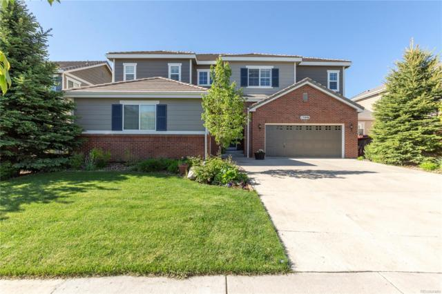 15846 E Tall Timber Lane, Parker, CO 80134 (#2561616) :: The Heyl Group at Keller Williams