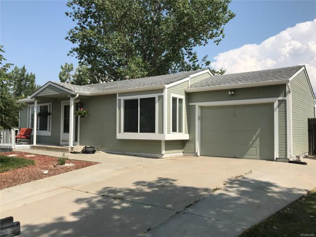 4374 E 118th Place, Thornton, CO 80233 (#2561859) :: The HomeSmiths Team - Keller Williams