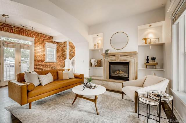1586 N Franklin Street, Denver, CO 80218 (#2564216) :: Venterra Real Estate LLC
