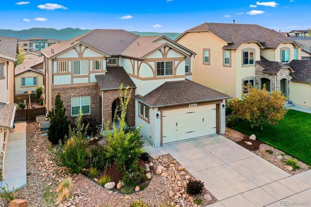 9924 San Luis Park Court, Colorado Springs, CO 80924 (#2564229) :: Finch & Gable Real Estate Co.