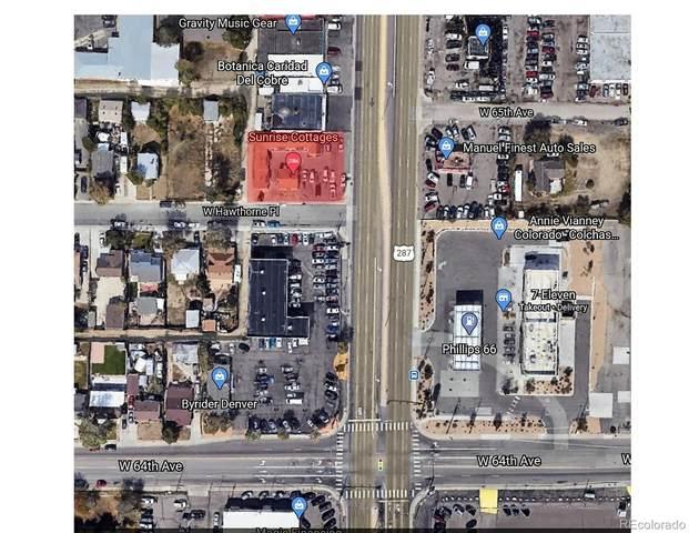 6455 Federal Boulevard, Denver, CO 80221 (#2564768) :: Wisdom Real Estate