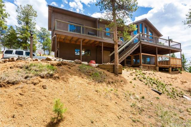706 Royal Ridge Drive, Bailey, CO 80421 (MLS #2566356) :: 8z Real Estate