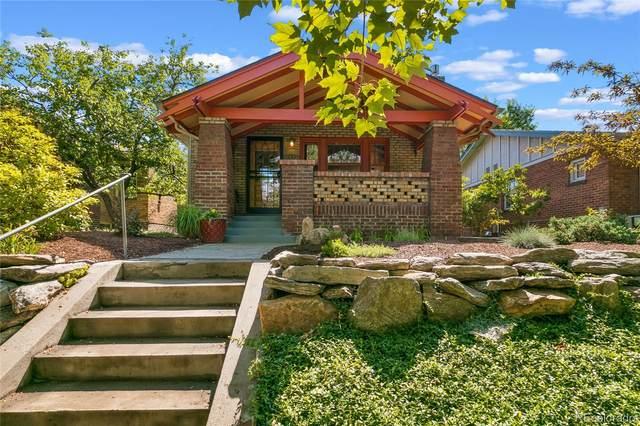 232 S Williams Street, Denver, CO 80209 (#2567953) :: Mile High Luxury Real Estate