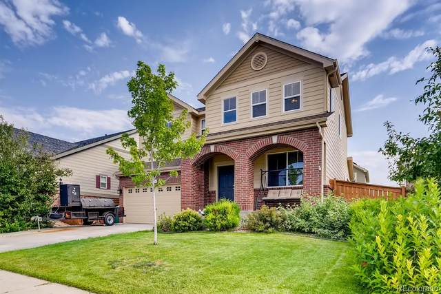 25524 E 5th Avenue, Aurora, CO 80018 (#2569670) :: The DeGrood Team