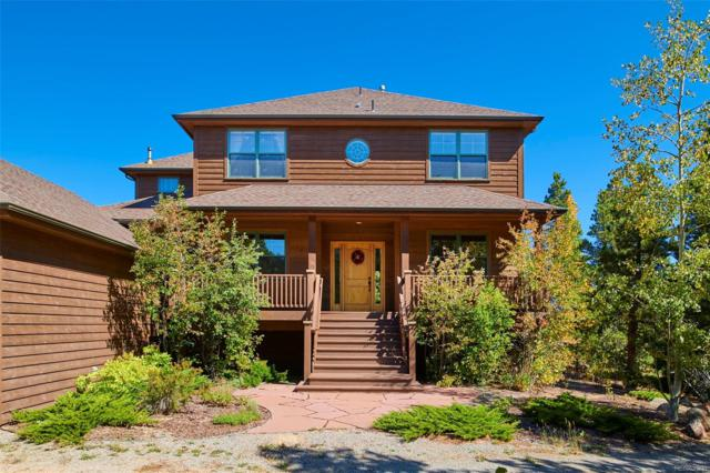 50 Shoshoni Way, Nederland, CO 80466 (#2570743) :: 5281 Exclusive Homes Realty
