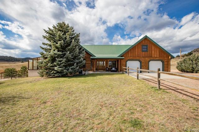 11881 Red Feather Lakes Road, Livermore, CO 80526 (MLS #2572035) :: Kittle Real Estate