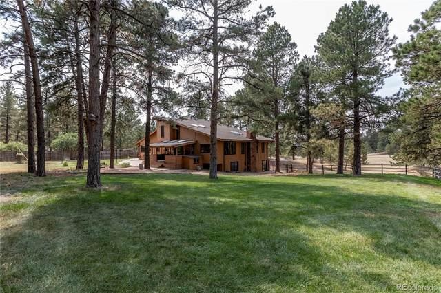 10375 Meadow Run, Parker, CO 80134 (MLS #2575053) :: 8z Real Estate