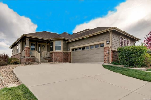 22162 E Canyon Place, Aurora, CO 80016 (#2576329) :: The Pete Cook Home Group