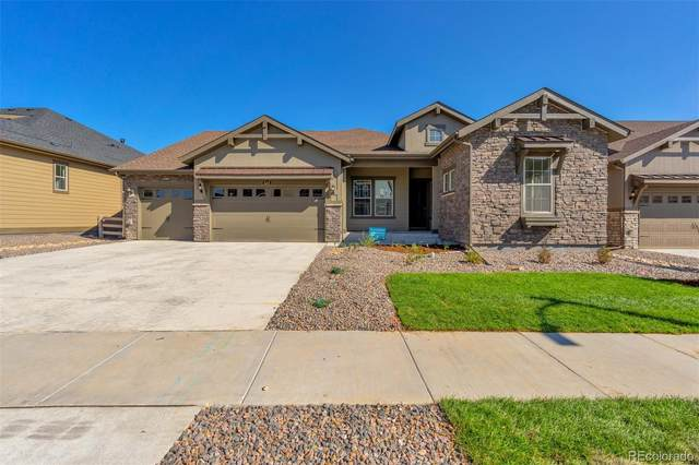 8216 Estes Park, Littleton, CO 80125 (#2576355) :: James Crocker Team