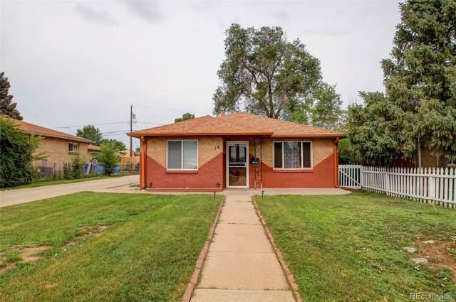 15 S Xavier Street, Denver, CO 80219 (MLS #2578405) :: Clare Day with Keller Williams Advantage Realty LLC