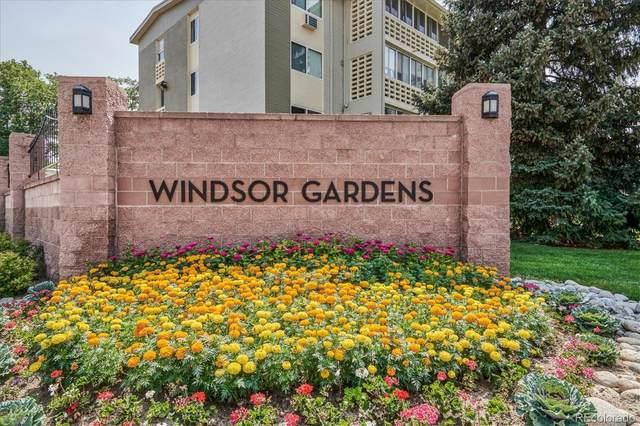 715 S Alton Way 8A, Denver, CO 80247 (#2580802) :: Finch & Gable Real Estate Co.