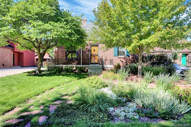 655 Dexter Street, Denver, CO 80220 (#2580917) :: Bring Home Denver with Keller Williams Downtown Realty LLC