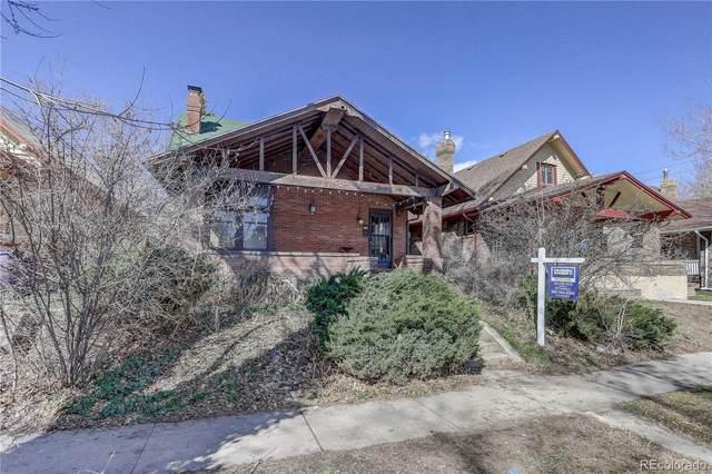 1367 Monroe Street, Denver, CO 80206 (#2581009) :: Wisdom Real Estate