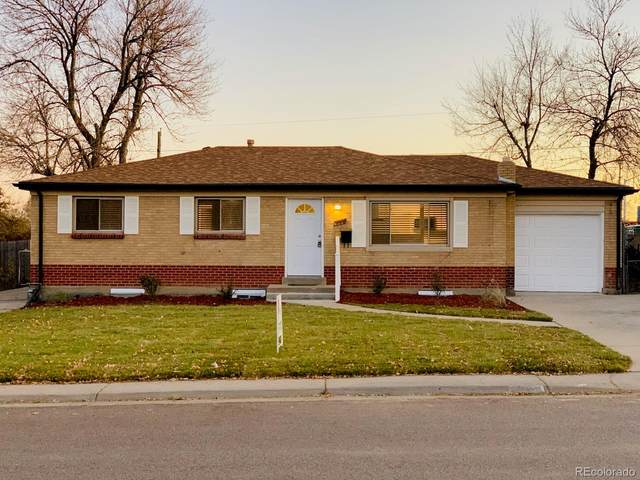 660 W 1st Avenue, Broomfield, CO 80020 (MLS #2581646) :: 8z Real Estate