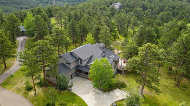 1580 Blakcomb Court, Evergreen, CO 80439 (#2584826) :: Mile High Luxury Real Estate