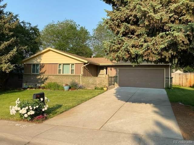 2611 S Field Court, Lakewood, CO 80227 (#2585916) :: Venterra Real Estate LLC