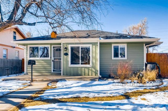 1357 Valentia Street, Denver, CO 80220 (#2586432) :: The City and Mountains Group