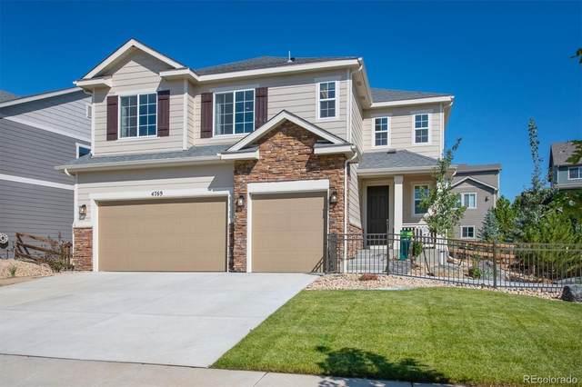 4769 Lakeside Drive, Firestone, CO 80504 (MLS #2587060) :: Stephanie Kolesar