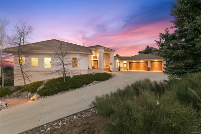 6376 Willow Springs Drive, Morrison, CO 80465 (#2588870) :: The Sold By Simmons Team