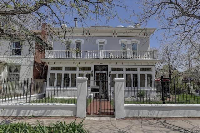 300 N Lincoln Street, Denver, CO 80203 (MLS #2588929) :: 8z Real Estate