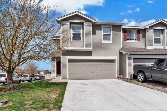 5422 S Quartar Circle, Aurora, CO 80015 (MLS #2589090) :: 8z Real Estate