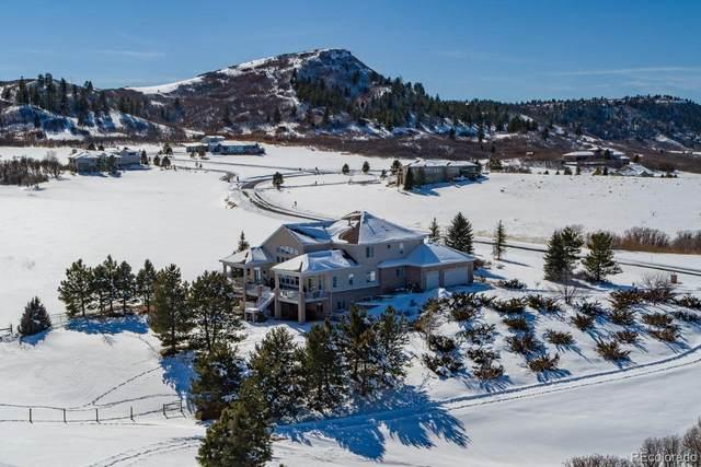 4052 Serenade Road, Castle Rock, CO 80104 (#2589676) :: The HomeSmiths Team - Keller Williams