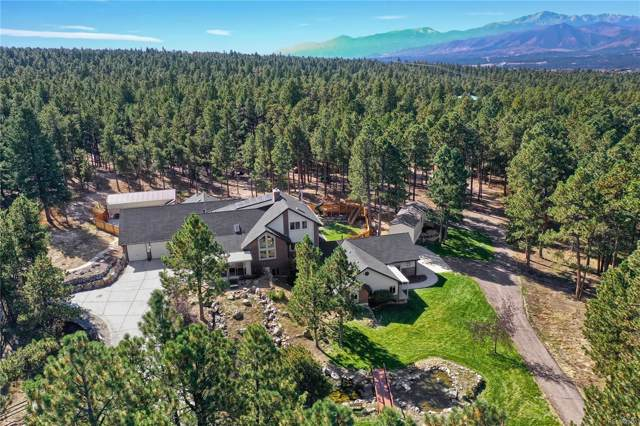 2525 Evergreen Road, Colorado Springs, CO 80921 (#2591959) :: Harling Real Estate