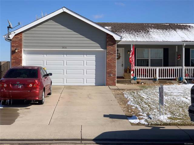 3836 24th Avenue, Evans, CO 80620 (#2592007) :: The DeGrood Team