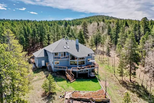 26991 Molly Drive, Conifer, CO 80433 (#2592599) :: Berkshire Hathaway HomeServices Innovative Real Estate