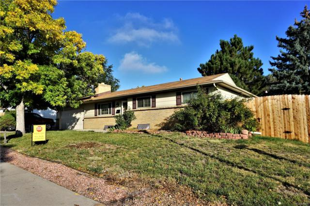 225 E 112th Place, Northglenn, CO 80233 (#2593268) :: The Galo Garrido Group