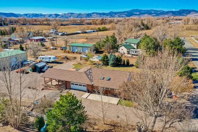 13852 W 78th Place, Arvada, CO 80005 (#2594444) :: iHomes Colorado