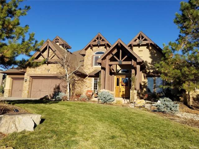 9359 Hidden Pines Court, Parker, CO 80134 (MLS #2596466) :: Bliss Realty Group