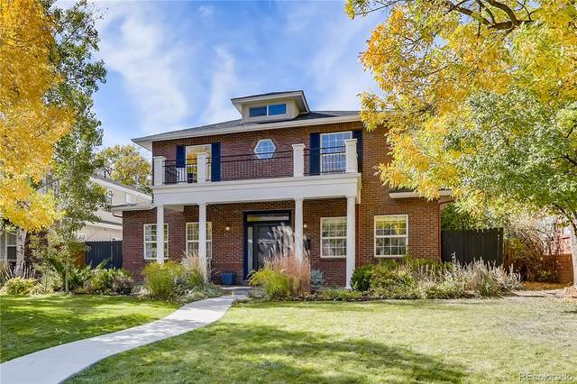 2135 S Monroe Street, Denver, CO 80210 (#2596618) :: Bring Home Denver with Keller Williams Downtown Realty LLC