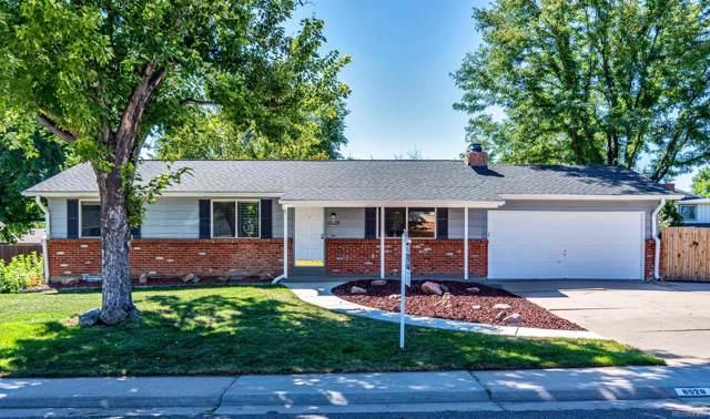 6528 W Fair Drive, Littleton, CO 80123 (MLS #2600713) :: 8z Real Estate