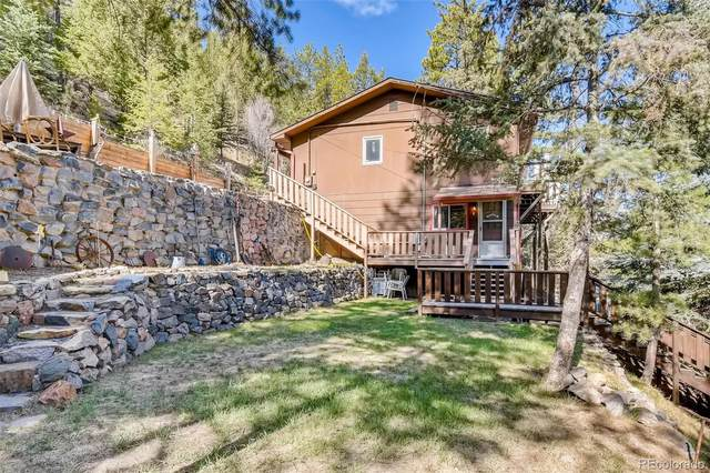 4812 County Road 64, Bailey, CO 80421 (#2603894) :: The Healey Group