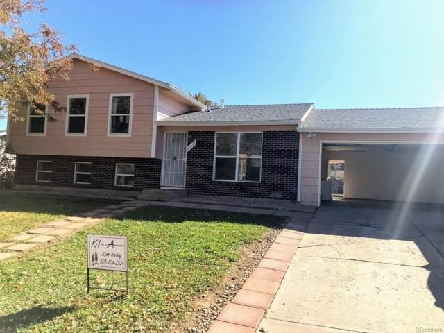16532 E Iliff Place, Aurora, CO 80013 (MLS #2603921) :: 8z Real Estate